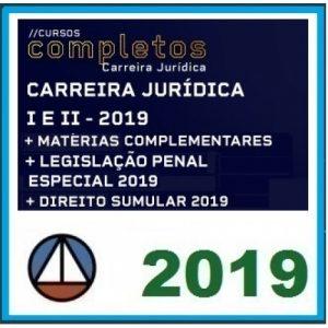 carreiras 2019