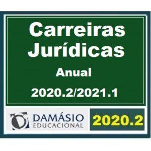 Carreiras Jurídicas Anual Extensivo D