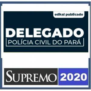 PC PA – Delegado – RETA FINAL supre