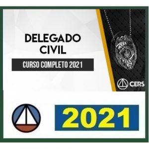 Delegado Civil (CERS 2021) Delta Policia Civil